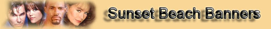 Sunset Beach Banners page banner