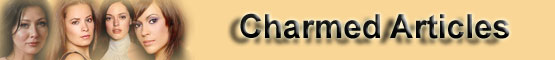Charmed Articles Banner
