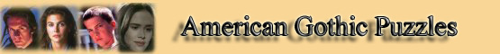 American Gothic Puzzles banner
