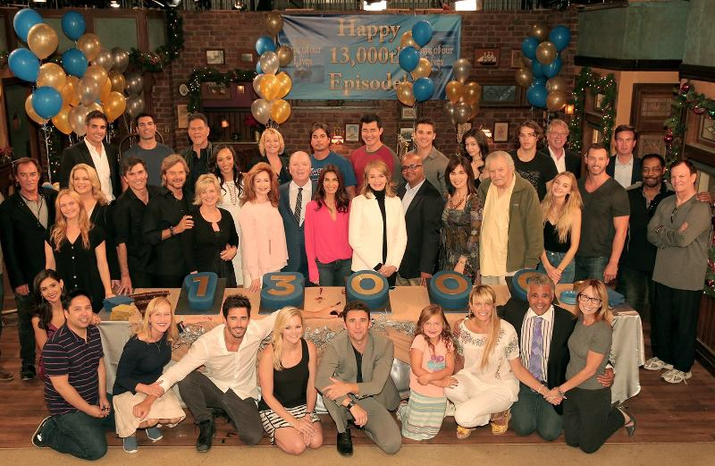 2017 Days of Our Lives Cast pic
