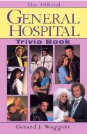 The Official General Hospital Trivia Book by Gerard J. Waggett (Paperback)