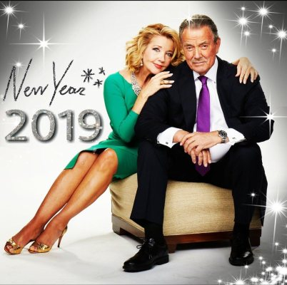 Happy New Year from Victor and Nikki!