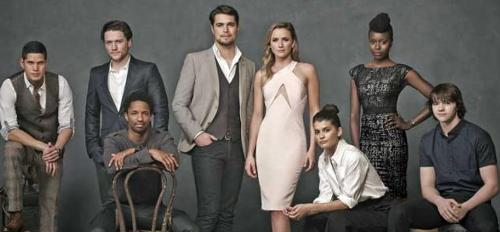 The Messengers cast