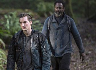 Murphy and Thelonius of The 100