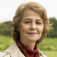 Charlotte Rampling now in Broadchurch