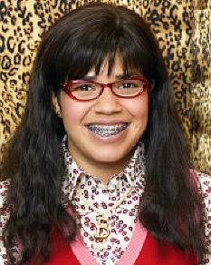 America Ferrara starred in Ugly Betty