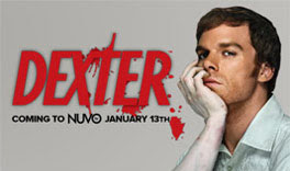 DEXTER IS COMING TO NUVOTV!
