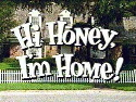 Hi Honey I'm Home logo