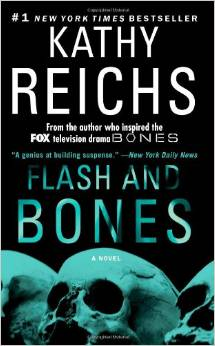 Flash and Bones book cover