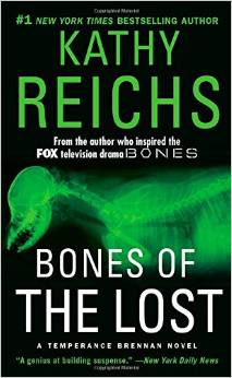 Bones of the Lost book cover