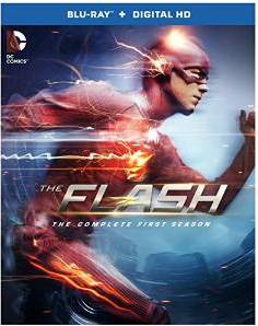 Flash DVD cover