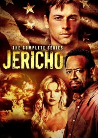 Jericho - The Complete Series DVD cover