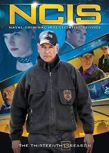 NCIS: The Thirteenth Season DVD cover